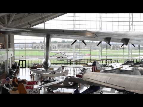 A Trip to Evergreen Aviation Museum