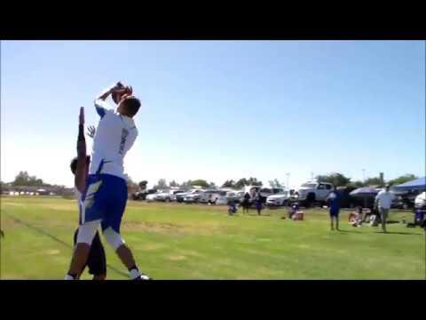 SHS vs Parlier  2018 Hanford Tournament