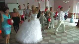 Свадебный клип 2011. Ирина и Борис 4.06.2011