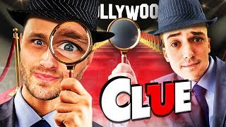 CLUEDO: HOLLYWOOD MURDER?! (Clue Murder Mystery)