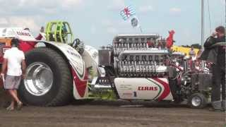 Green Monster + Fighter @ Tractor Pulling Edewecht 2012 by MrJo