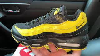 Nike Air Max 95 Frequency Pack black