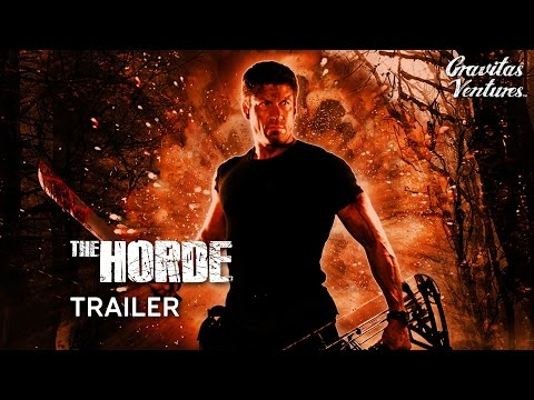 The Horde - Official Trailer | Paul Logan Action Film