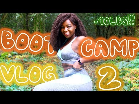 THE 6 HOUR WORKOUT | BOOTCAMP VLOG 2 | Scola Dondo