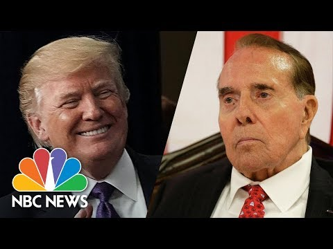 Watch live: President Trump attends Senator Bob Dole's Congressional Gold Medal Ceremony