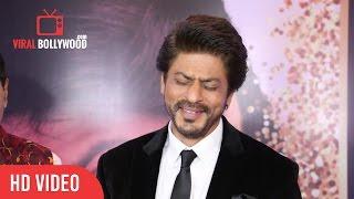 Shahrukh Khan Reaction On Lipstick Under My Burkha Ban by CBFC
