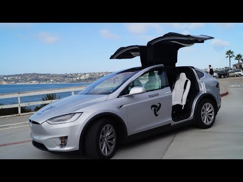 My Tesloop Experience! Interview with the Founder; Haydn Sonnad