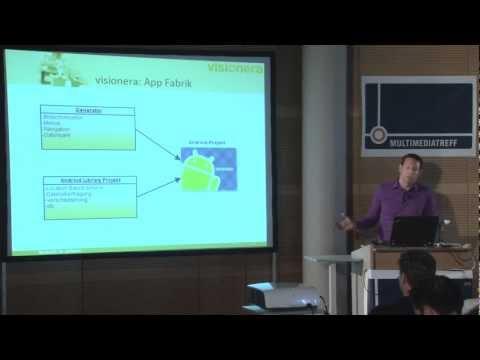 Professionelle Entwicklung von Android-Business-Apps - Arno Becker beim MMT 26