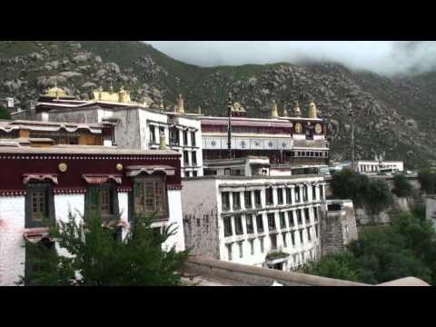 The Drepung monastery  (Lhasa - Tibet - China)