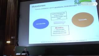 Vererbung von Krebs - MINI MED Studium mit Univ.-Prof. Dr. Michael Speicher