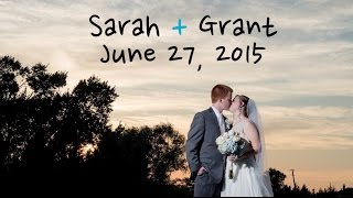 Ben Rector: White Dress - Sarah and Grant Wedding Video