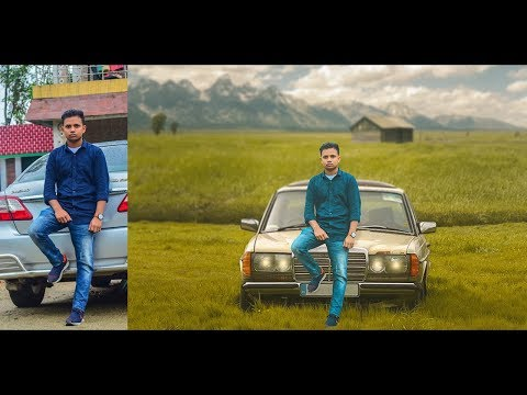 Photoshop Tutorial   Photo Manipulation   Make Your Image Better Simply thumbnail