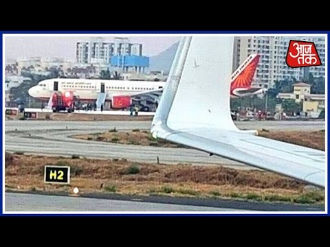 Air India Flight Carrying 152 Passengers Overshoots At Pune Airport