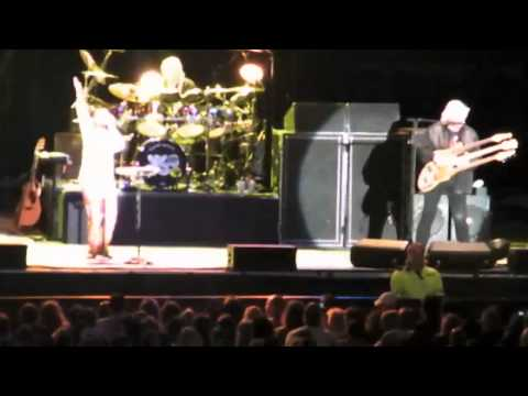 yes concert - soaring eagle casino aug 2013