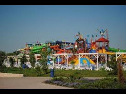 Аквапарк Одесса, обзор территории, Лучший аквапарк в Украине. Aquapark Odessa