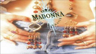 Madonna - Love Song [Like a Prayer Album]