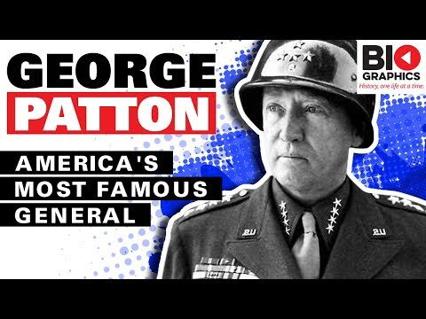 America's General - George Patton Biography