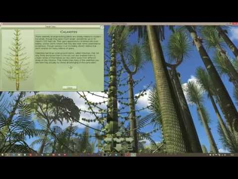 Carboniferous Forest Simulator