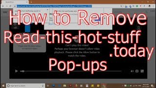 Remove Read-this-hot-stuff.today Pop-up Removal Guide (Chrome & Firefox)