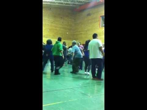square dance in kugaaruk