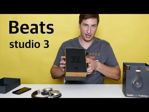 Понты? Beats Studio 3 Wireless