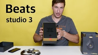 Понты? Beats Studio 3 wireless
