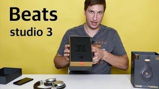 Понты Beats Studio 3 wireless