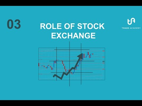 03 Intro To Stocks - Role of Stock Exchange