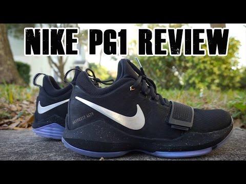 Nike PG1 Paul George Review