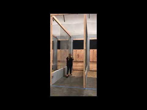 The Salt Project visits True North Axe Throwing in Lehi