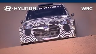 Hyundai i20 WRC 2014 Videos