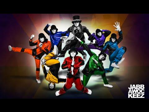 Танцы Jabbawockeez - HIP HOP Чемпионат мира по хип-хопу