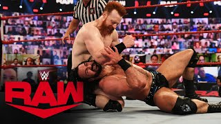 The Gauntlet Match concludes with Drew McIntyre and Sheamus: Raw, Feb. 15, 2021