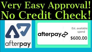 Guaranteed Approval! No Credit Check! AfterPay! Buy Now & Pay Later! No Interest! (MUST WATCH) screenshot 3