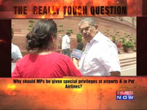 Really Tough Question: Vayalar Ravi