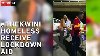 Eyewitness News visited one of the centres around eThekwini on Monday where many of the city's homeless are being housed during the country's 21-day lockdown aimed at curbing the spread of the coronavirus.