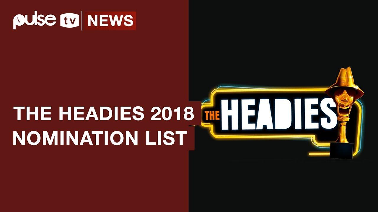 Headies 2018 Awards Nominations: Davido, Wizkid, Olamide, Simi Lead  Nominees List   Pulse TV