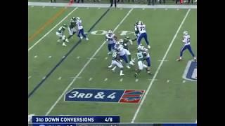 Josh Allen To John Brown For 38 Yard Touchdown