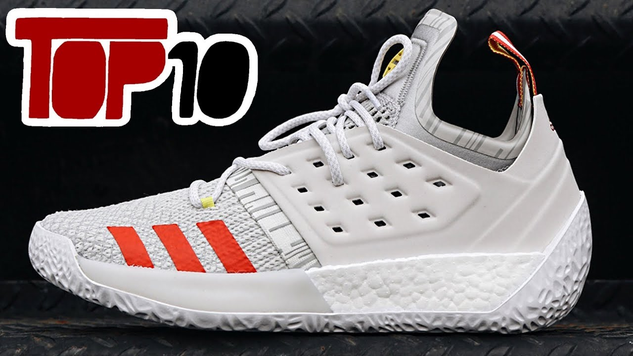 3db454c134 Top 10 Adidas Harden Vol 2 Shoes Of 2018 - YouTube