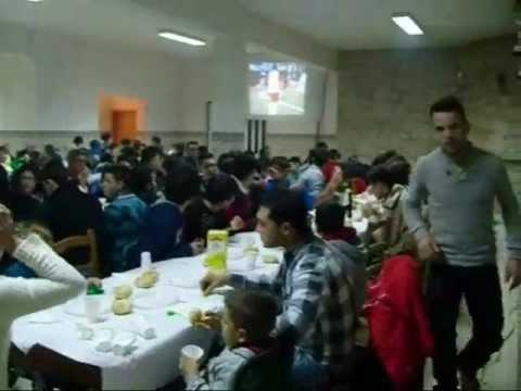 Festa Natal Atletas ACRD Codeceda - 2012