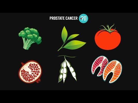 Dr. David Samadi - Prevent Prostate Cancer With Prostate Friendly Food