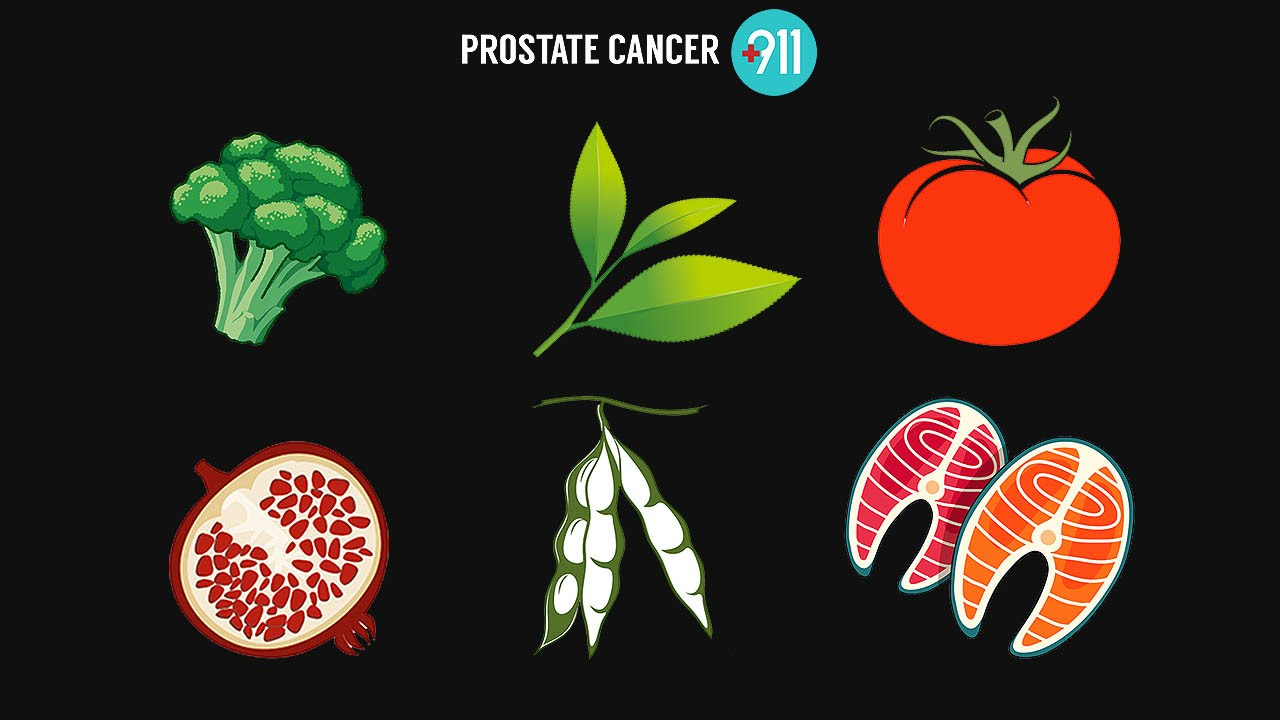 dr david samadi prevent prostate cancer with prostate friendlydr david samadi prevent prostate cancer with prostate friendly food youtube