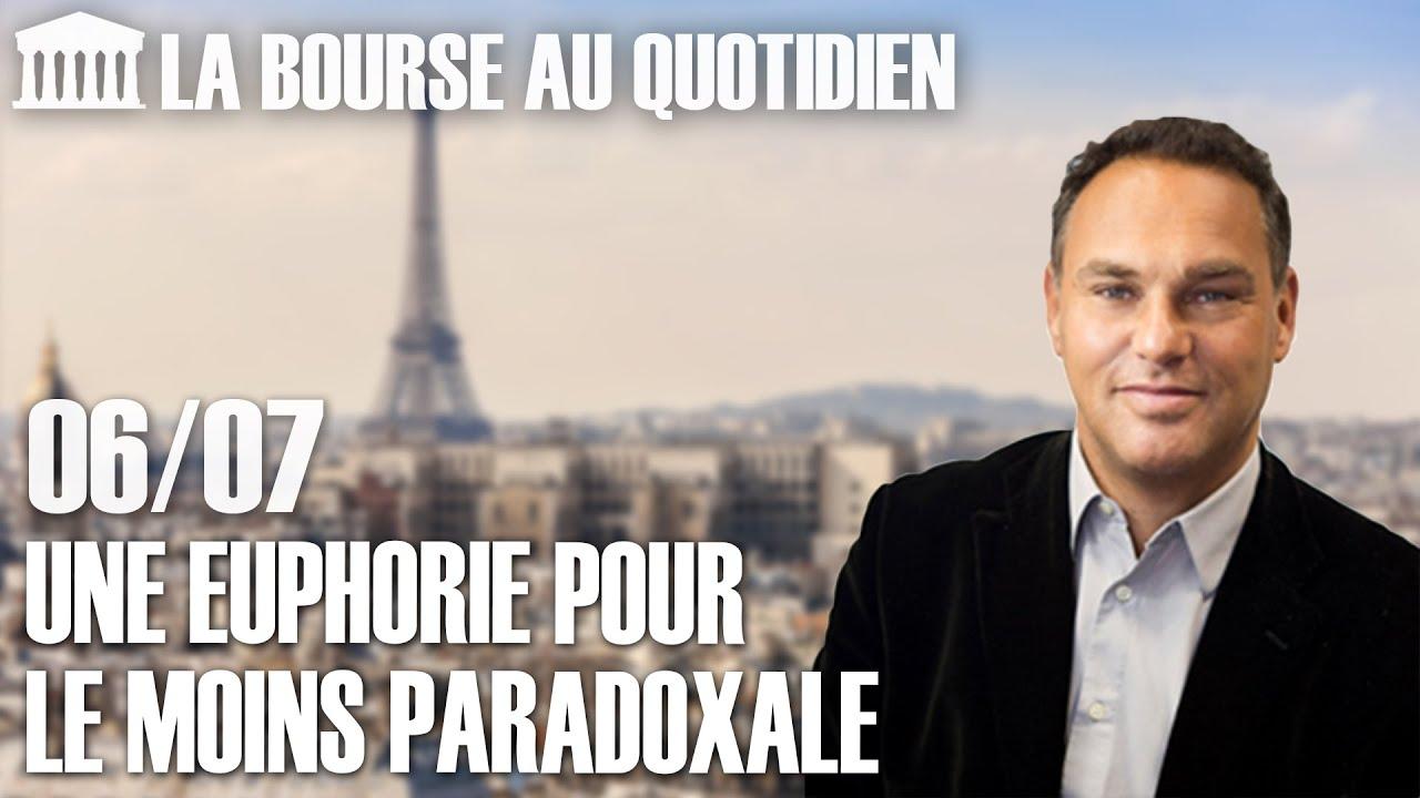 Eric LEWIN - Une euphorie pour le moins paradoxale
