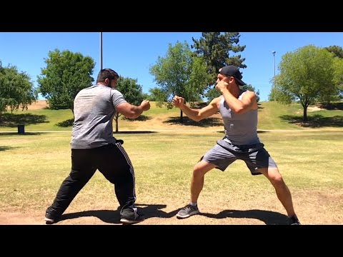 Win the Street Fight with This Move!