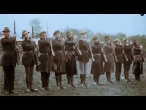 Irish Revolution in Colour-Viva la Vida