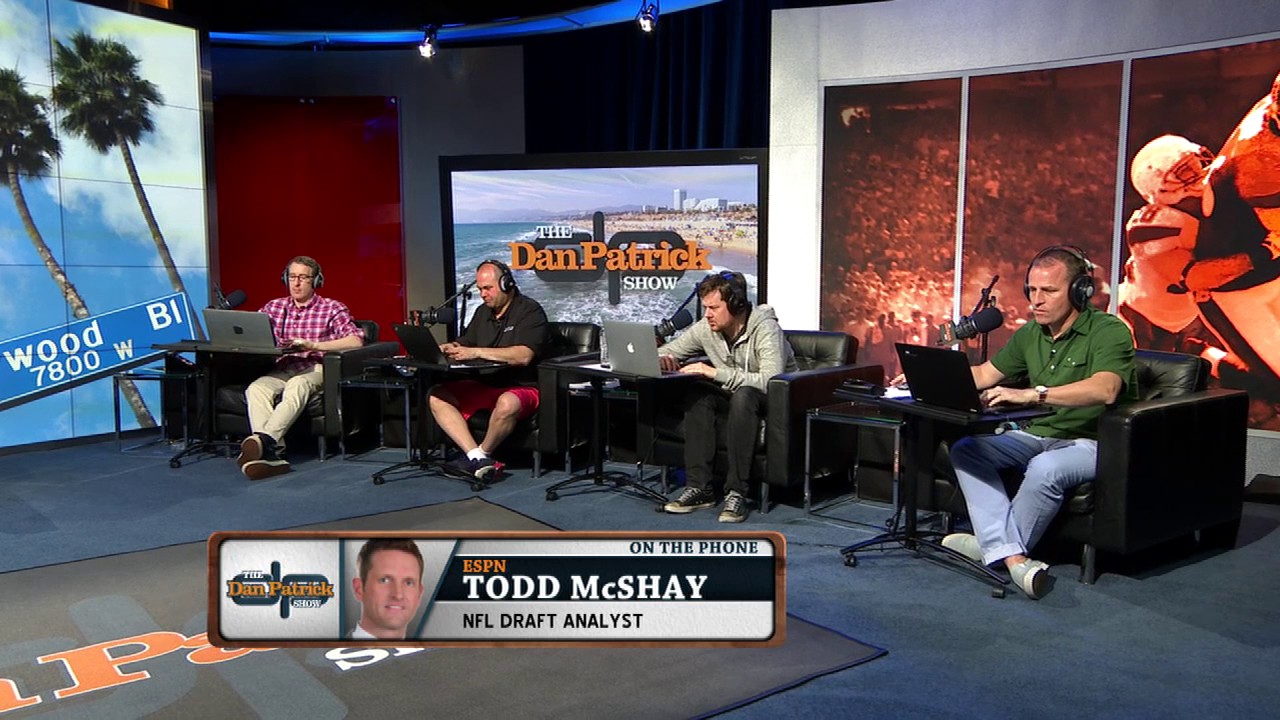 Espn Football Analyst Todd Mcshay Talks Aftermath Of Nfl Draft And More 5 1 17