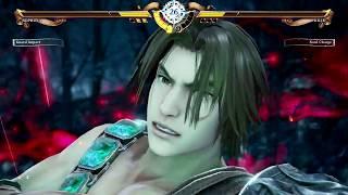 SoulCalibur VI - Silent Joel (Sophitia) vs King Jae (Kilik) [E3 Build]