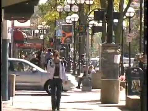 Insights into a Lively Downtown (Urban Planning, Ann Arbor, Michigan)