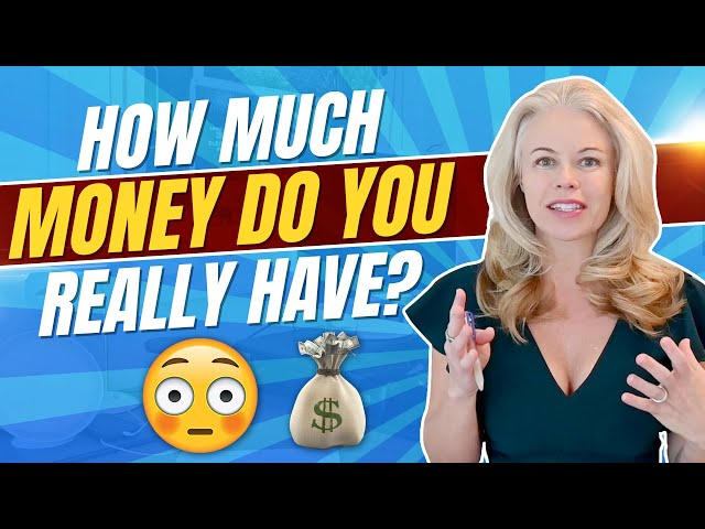 Money Monday: How Much Money Do You REALLY Have? (Money Management Tips + How To Save More Money) 💸