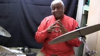 Grooving with Bernard Purdie on the Drum Kit
